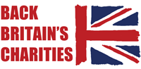Back Britain's Charities campaign logo